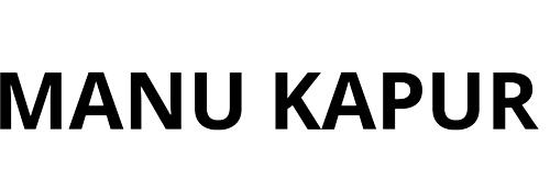 Manu Kapur